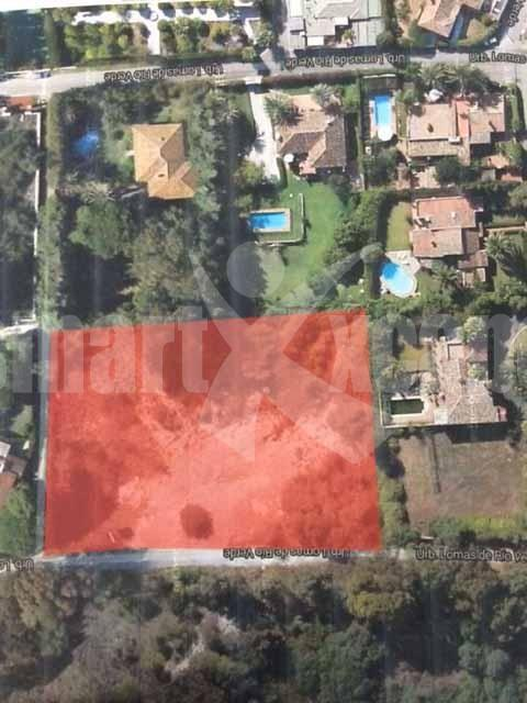Plot/Land for Sale - 500.000€ - Golden Mile, Costa del Sol - Ref: 5255