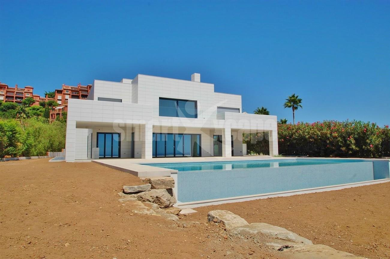 V5432 Contemporary  villa Benahavis  (11)