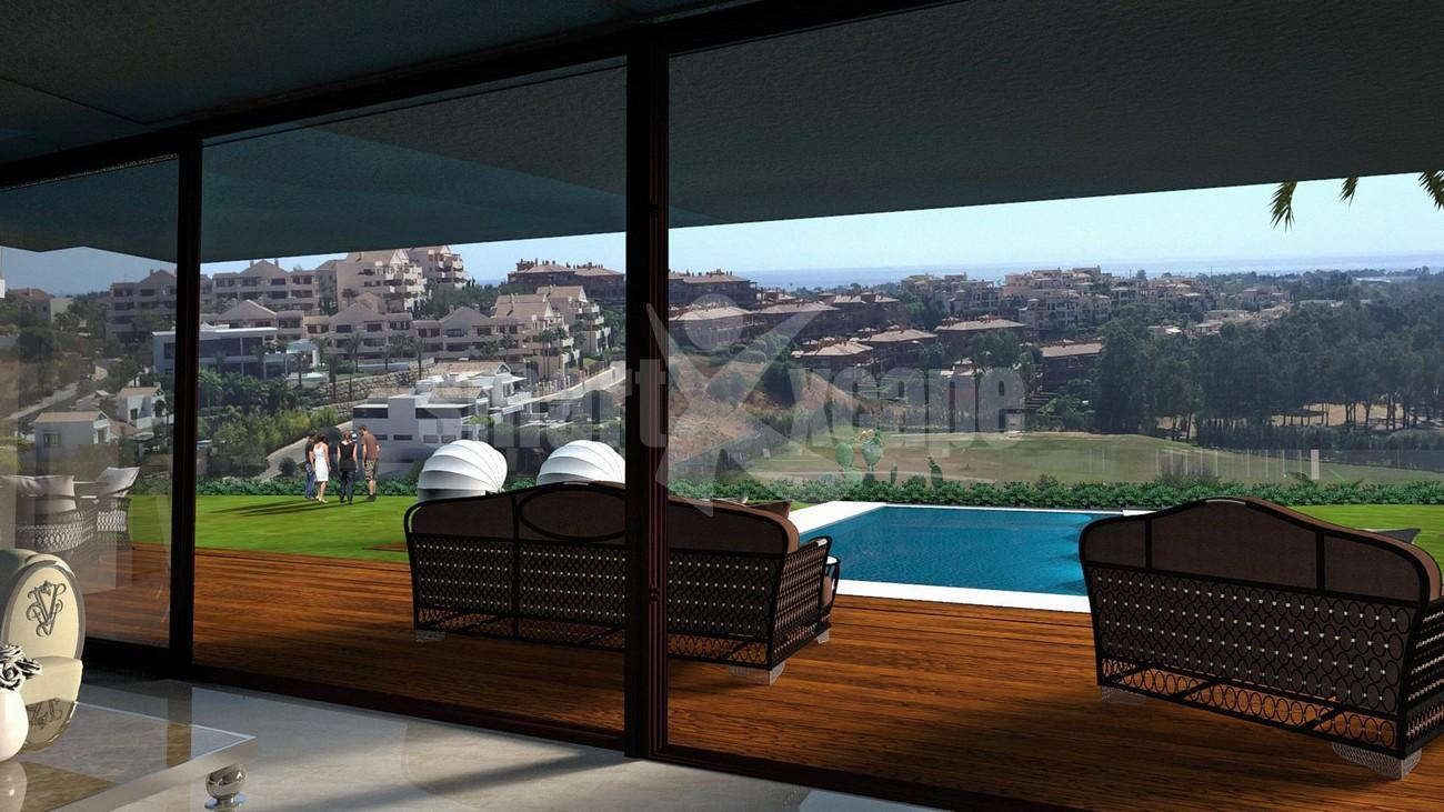 V5501 Contemporary style villa Benahavis 2 (Large)