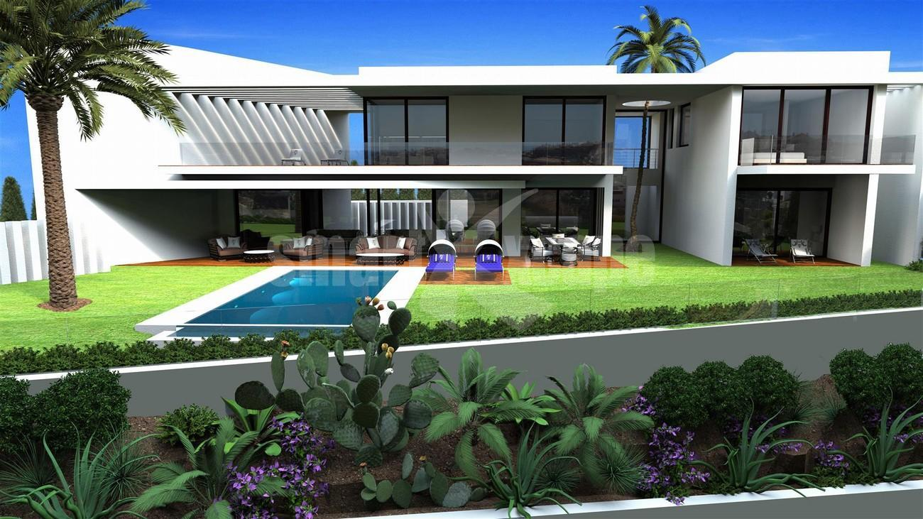 V5501 Contemporary style villa Benahavis 1 (Large)