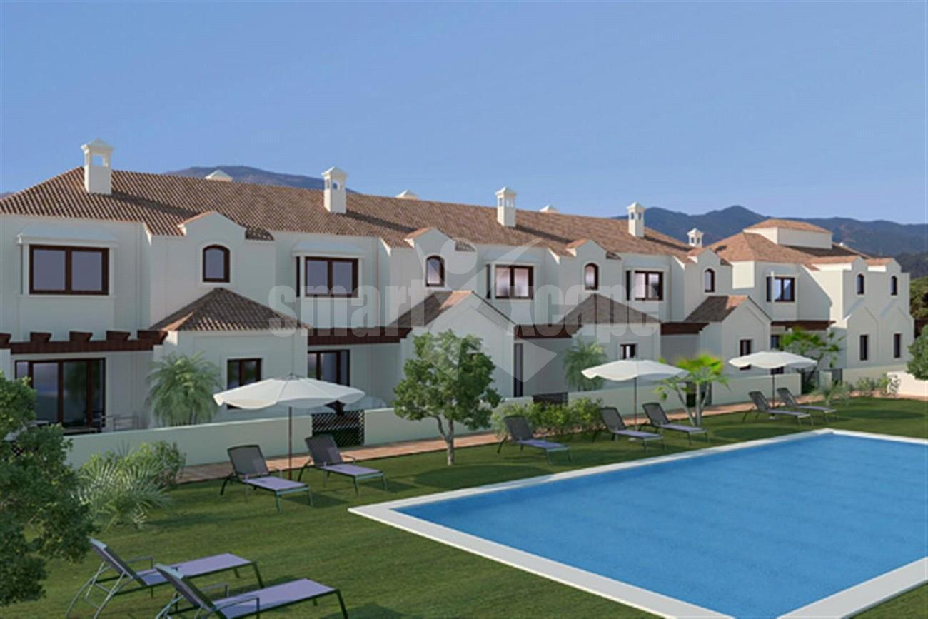 D5466 Luxury townhouses Mijas 1 (Large)