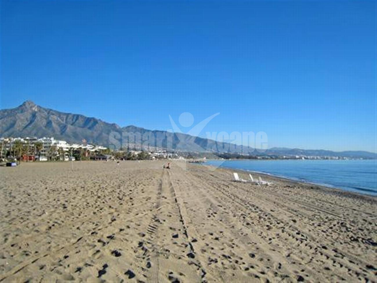 A5591 Frontline beach apartment Puerto Banus 12 (Large)
